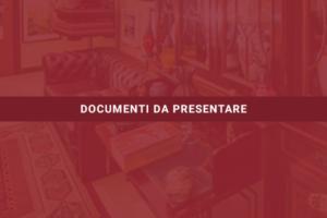 documenti da presentare